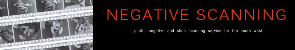 Negative Scanning